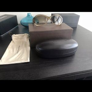 "Louis Vuitton Soupçon Rond ""Glitter Honey"" Z0094W"